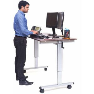 Why Use A Standing Desk When You Could Sit